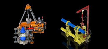 Scorpion 1500 Series Hydraulic Tongs