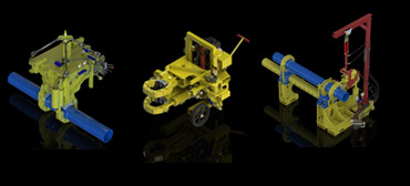 Scorpion 2000 Series Hydraulic Tongs