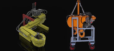 Scorpion 400 Series Hydraulic Tongs