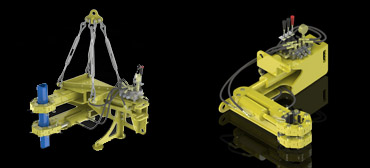 Scorpion 600 Series Hydraulic Tongs
