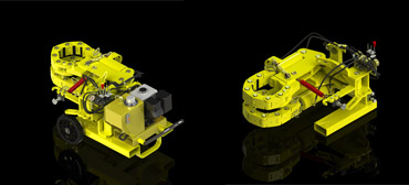 Scorpion 800 Series Hydraulic Tongs